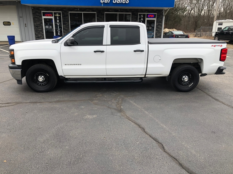 Chevrolet Silverado 1500 2014 price $19,899