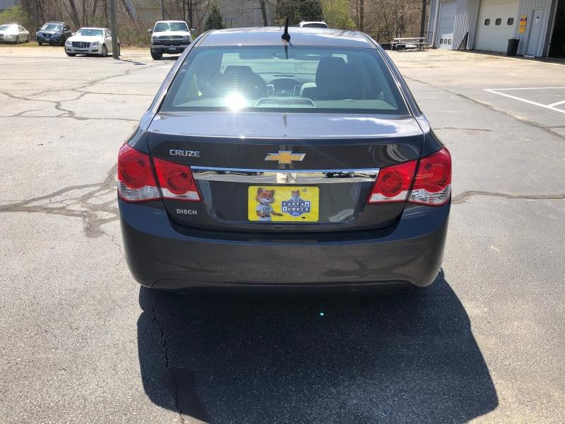 Chevrolet Cruze 2014 price $10,649
