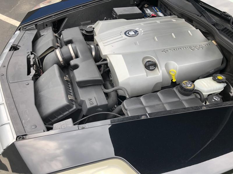 Cadillac XLR 2008 price $32,999