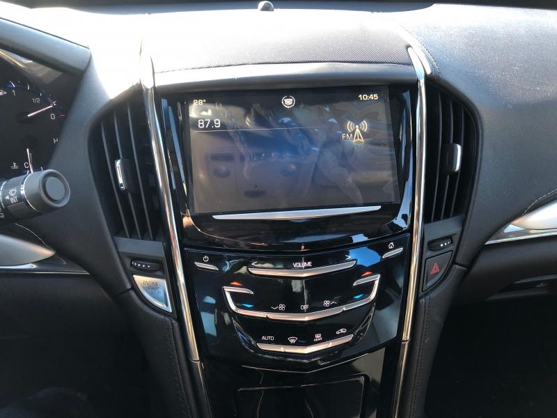 Cadillac ATS 2013 price $14,299