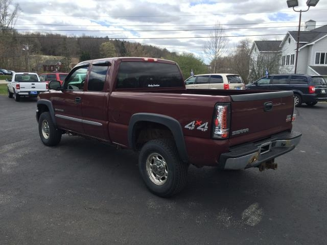 GMC Sierra 2500HD 2003 price $11,494