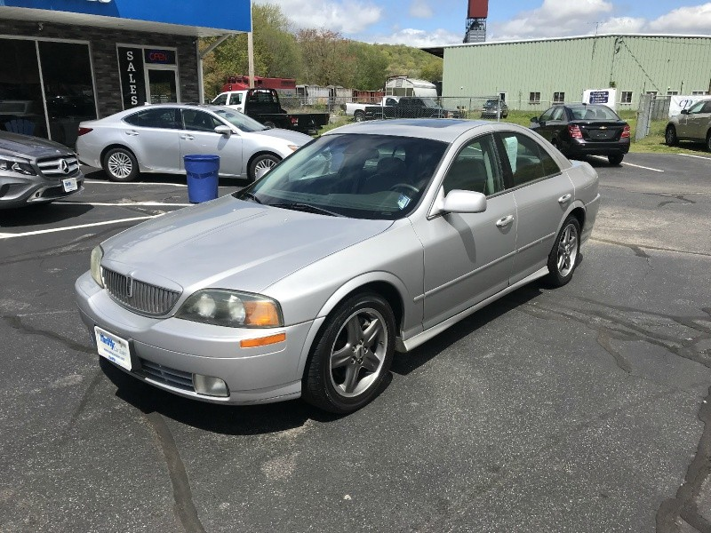Lincoln LS 2002 price