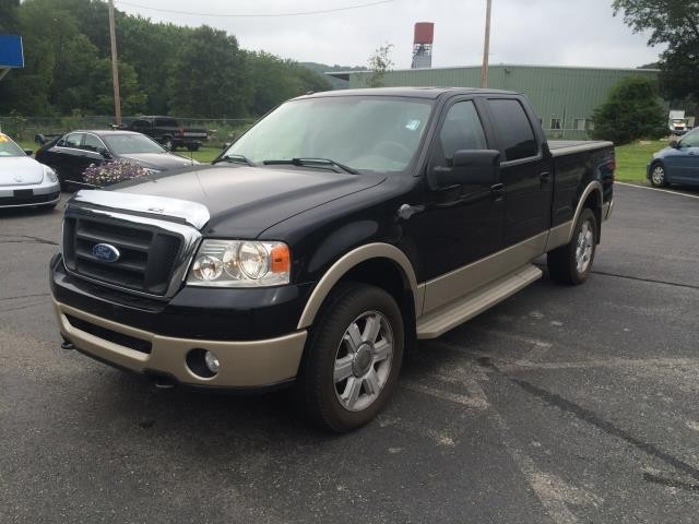 Ford F-150 SuperCrew 2008 price $13,999