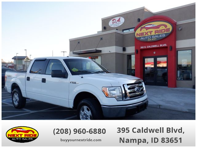 F150 Supercrew Cab >> 2010 Ford F150 Supercrew Cab Xlt Pickup 4d 6 1 2 Ft