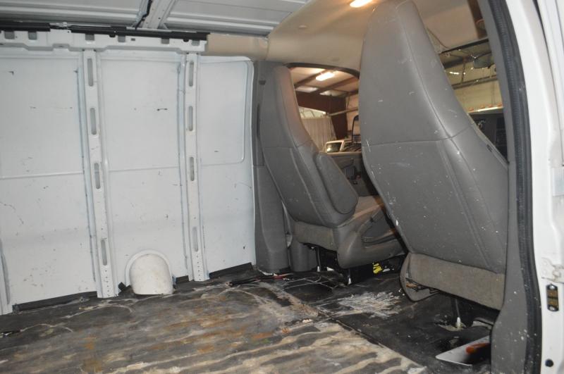 Chevrolet Express Cargo Van 2017 price $16,995