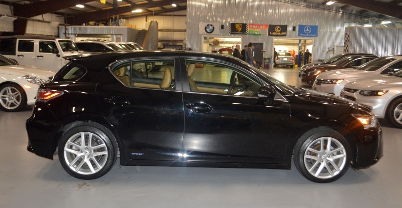 Lexus CT 200h 2016 price $16,995