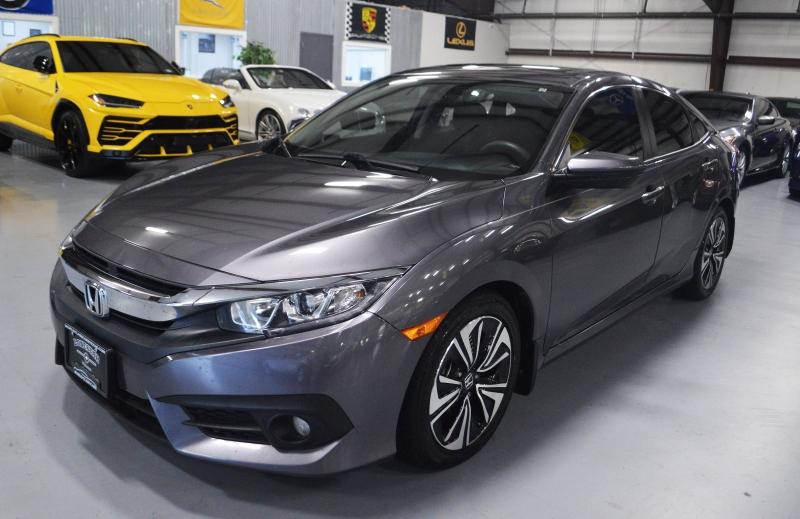 Honda Civic Sedan 2017 price $12,995