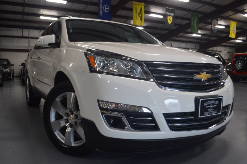 Chevrolet Traverse 2013 price $14,595