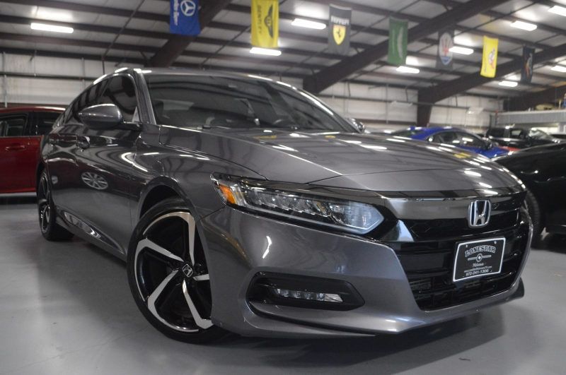 Honda Accord Sedan 2018 price $21,695