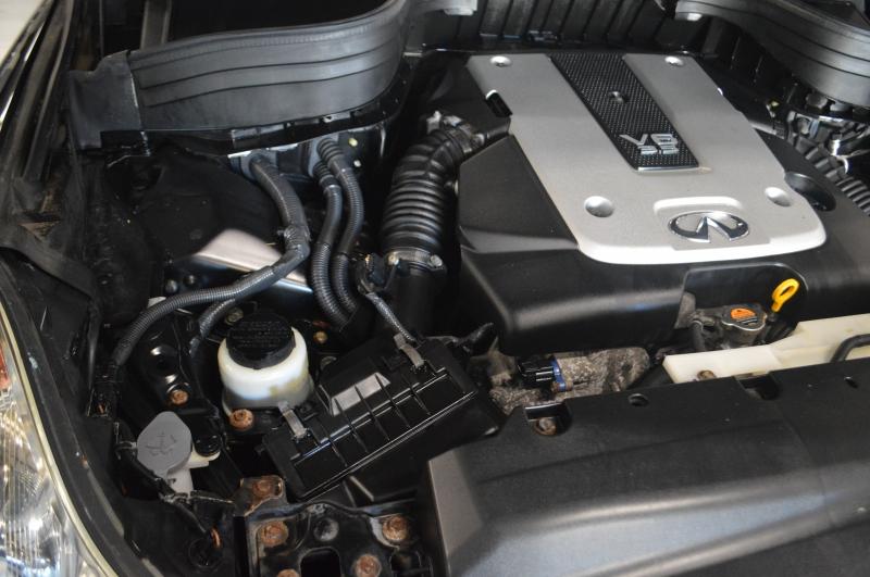 Infiniti EX35 2012 price $12,595