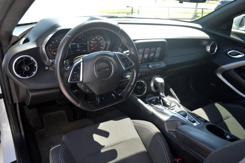 Chevrolet Camaro 2016 price $17,595