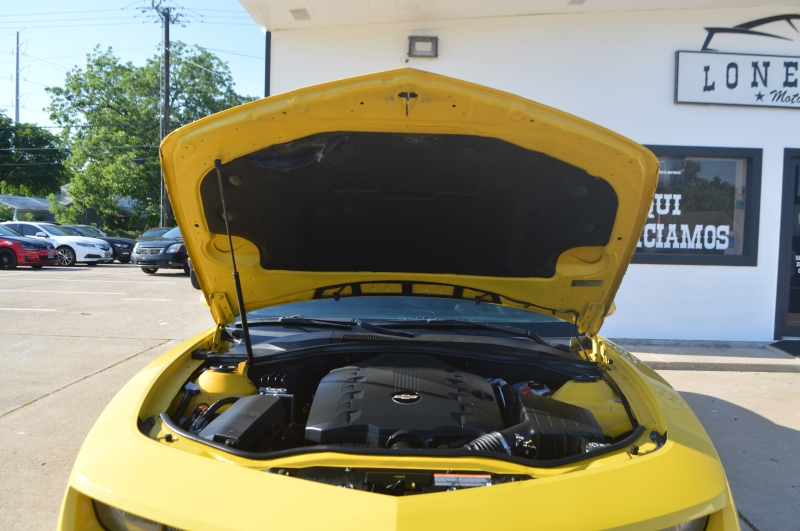 Chevrolet Camaro 2011 price $11,995