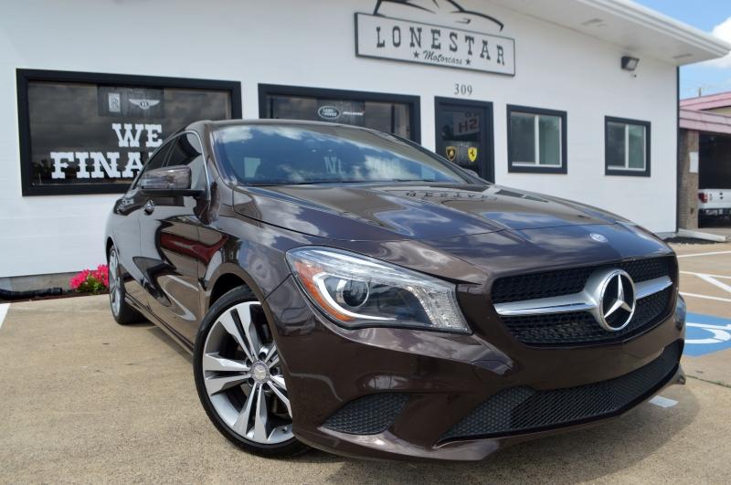 Mercedes-Benz CLA 2016 price $17,995