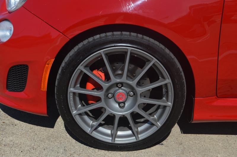 Fiat 500 2014 price $8,995
