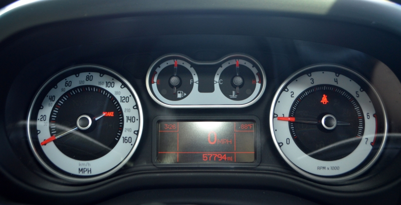 Fiat 500L 2014 price $9,595