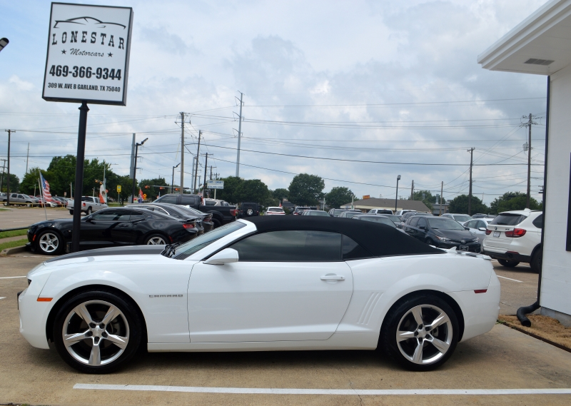 Chevrolet Camaro 2012 price $15,995