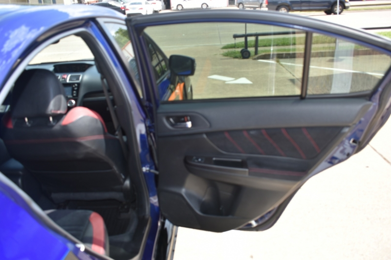 Subaru WRX STI 2016 price $28,995