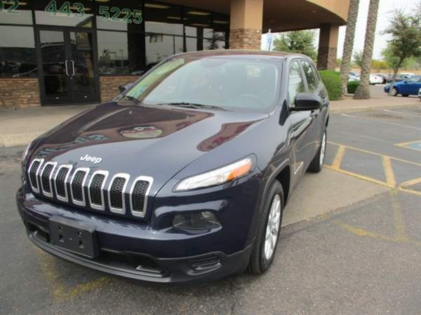 Jeep Cherokee 2015 price $1,999 Down
