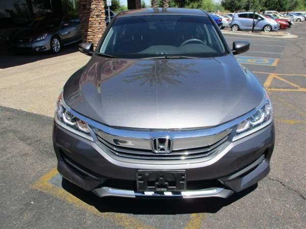 Honda Accord Sedan 2016 price $1,999 Down