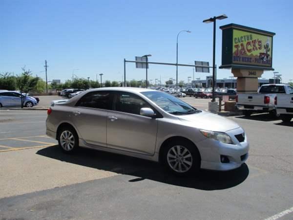 Toyota Corolla 2010 price $1,499 Down