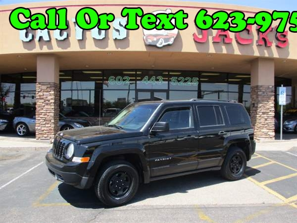 Jeep Patriot 2016 price $1,499 Down