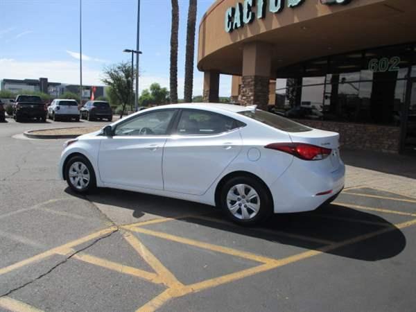 Hyundai Elantra 2016 price $1,499 Down