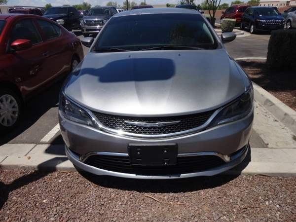 Chrysler 200 2015 price $1,999 Down