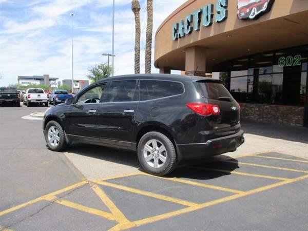 Chevrolet Traverse 2012 price $1,999 Down