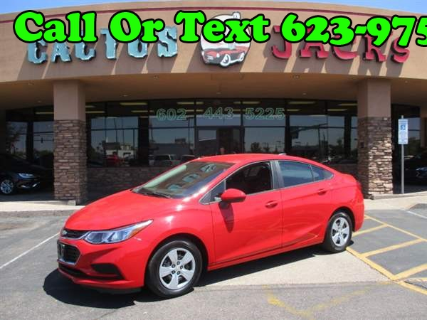 Chevrolet Cruze 2017 price $9,588 Cash