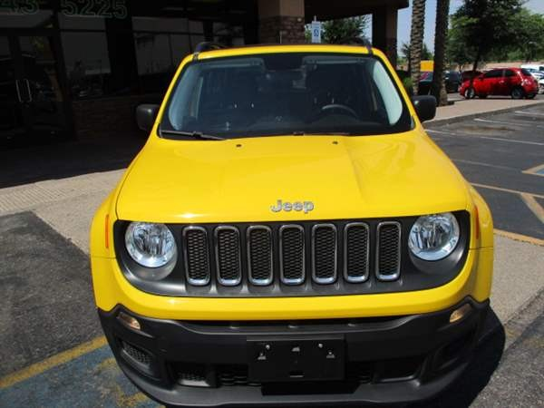 Jeep Renegade 2016 price $2,999 Down