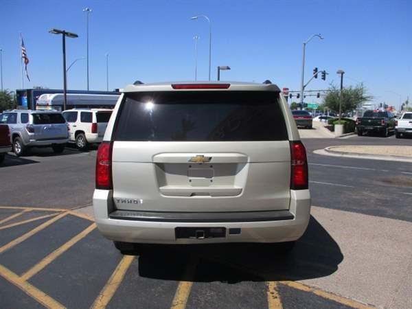 Chevrolet Tahoe 2015 price $3,999 Down