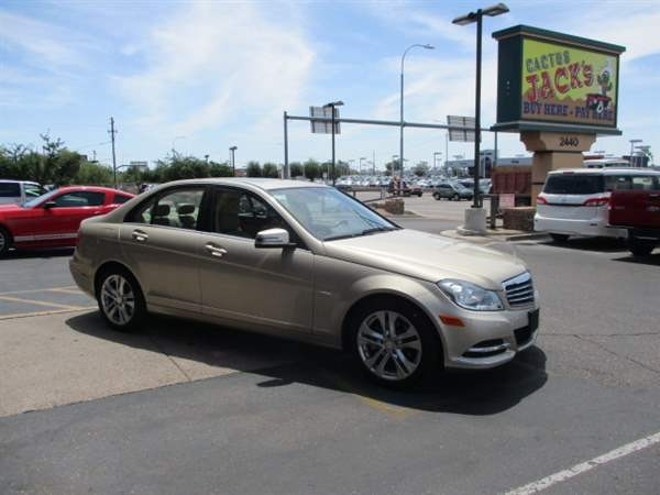 Mercedes-Benz C-Class 2012 price $1,999 Down