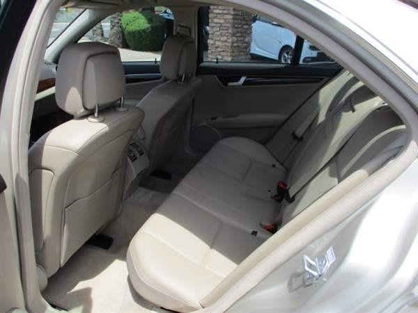 Mercedes-Benz C-Class 2012 price $15,488 Cash