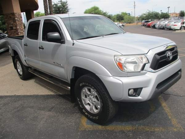 Toyota Tacoma 2012 price $3,999 Down