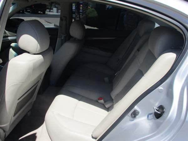 Infiniti G37 Sedan 2010 price $1,999 Down