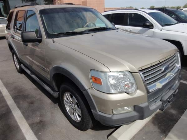 Ford Explorer 2006 price $4,188 Cash