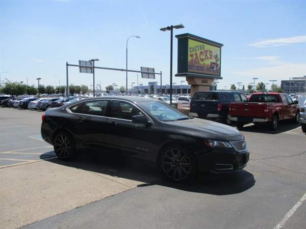 Chevrolet Impala 2015 price $2,499 Down