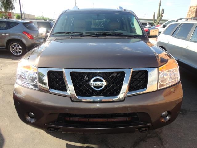 Nissan Armada 2013 price $21,388 Cash