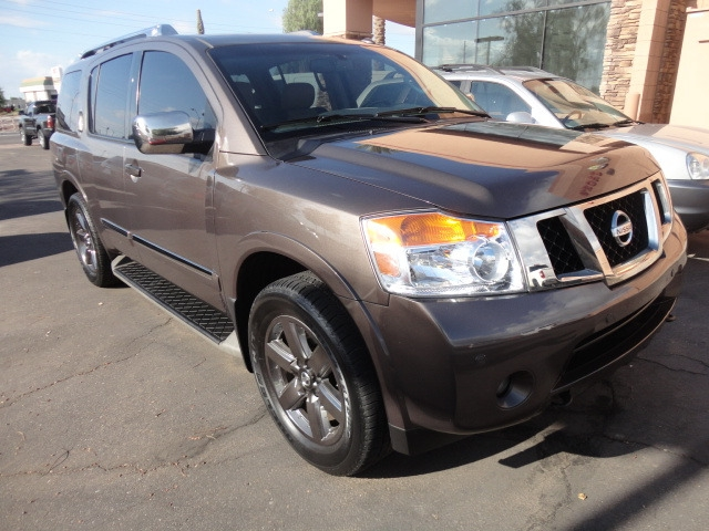 Nissan Armada 2013 price $21,388 Cash