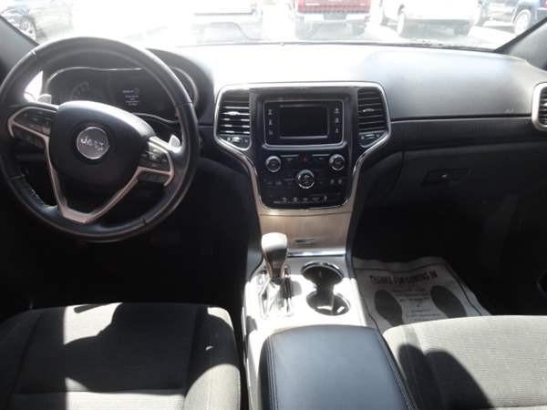 Jeep Grand Cherokee 2016 price $2,999 Down