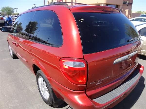 Chrysler Town & Country LWB 2007 price $699 Down