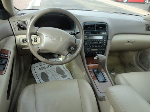Lexus ES 300 Luxury Sport Sdn 1997 price $4,488 Cash