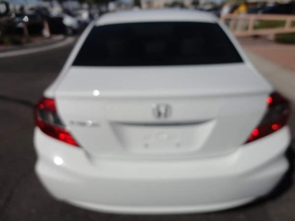 Honda Civic Sdn 2012 price $1,699 Down