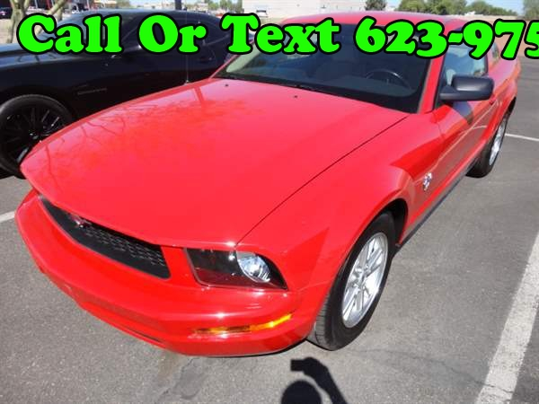 Ford Mustang 2009 price $1,499 Down