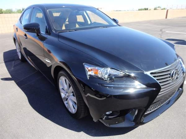 Lexus IS 200t 2016 price $21,988 Cash