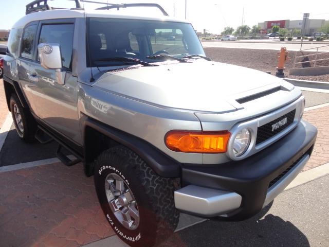 Toyota FJ Cruiser 2012 price $26,988 Cash
