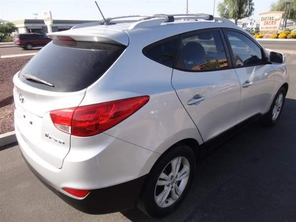 Hyundai Tucson 2012 price $6,688 Cash