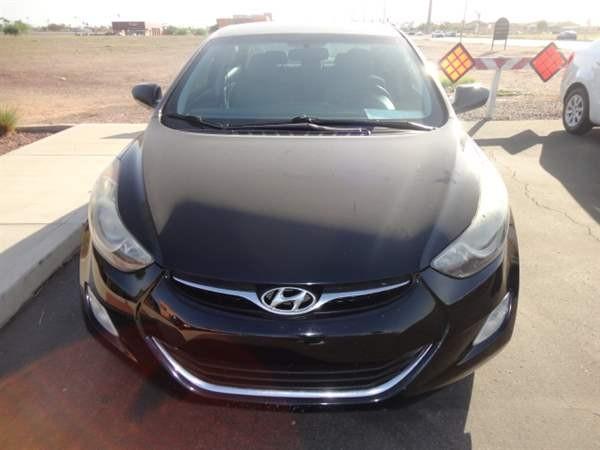 Hyundai Elantra 2012 price $1,299 Down