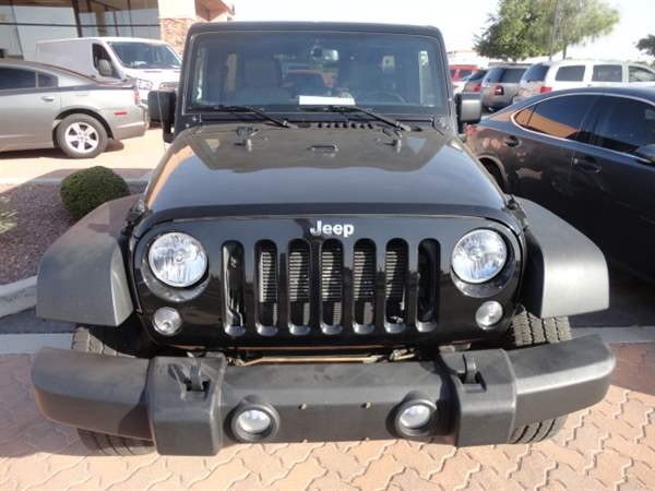Jeep Wrangler Unlimited 2015 price $23,988 Cash