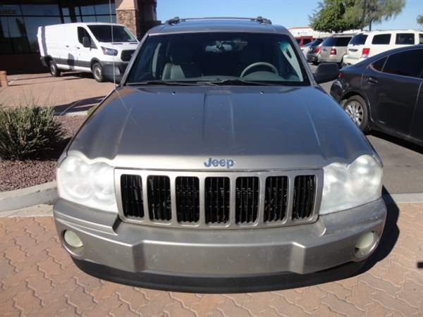 Jeep Grand Cherokee 2005 price $5,588 Cash